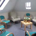 the Quiet Room, Ty Price Hall, Monmouth