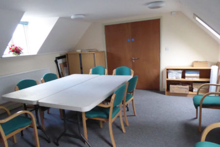 The Upper Room at Ty Price Hall, Monmouth